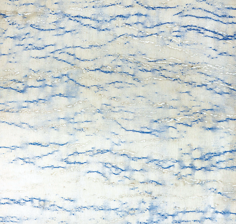 FOWEE 2   2014, Oil on canvas, 60 x 64 inches (152.4 x 162.6 cm)