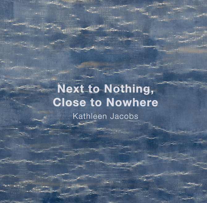 Next to Nothing, Close to Nowhere.  100 pages, 10 3/4 x 11 inches. Hardcover, casebound with cloth spine. Written by  Clayton Press  and designed by  Matthew Polhamus , in collaboration with Kathleen Jacobs. Published by Burckhardt Boles,  publishing , Ewing, New Jersey, 2017.  $60.00 + shipping &handling