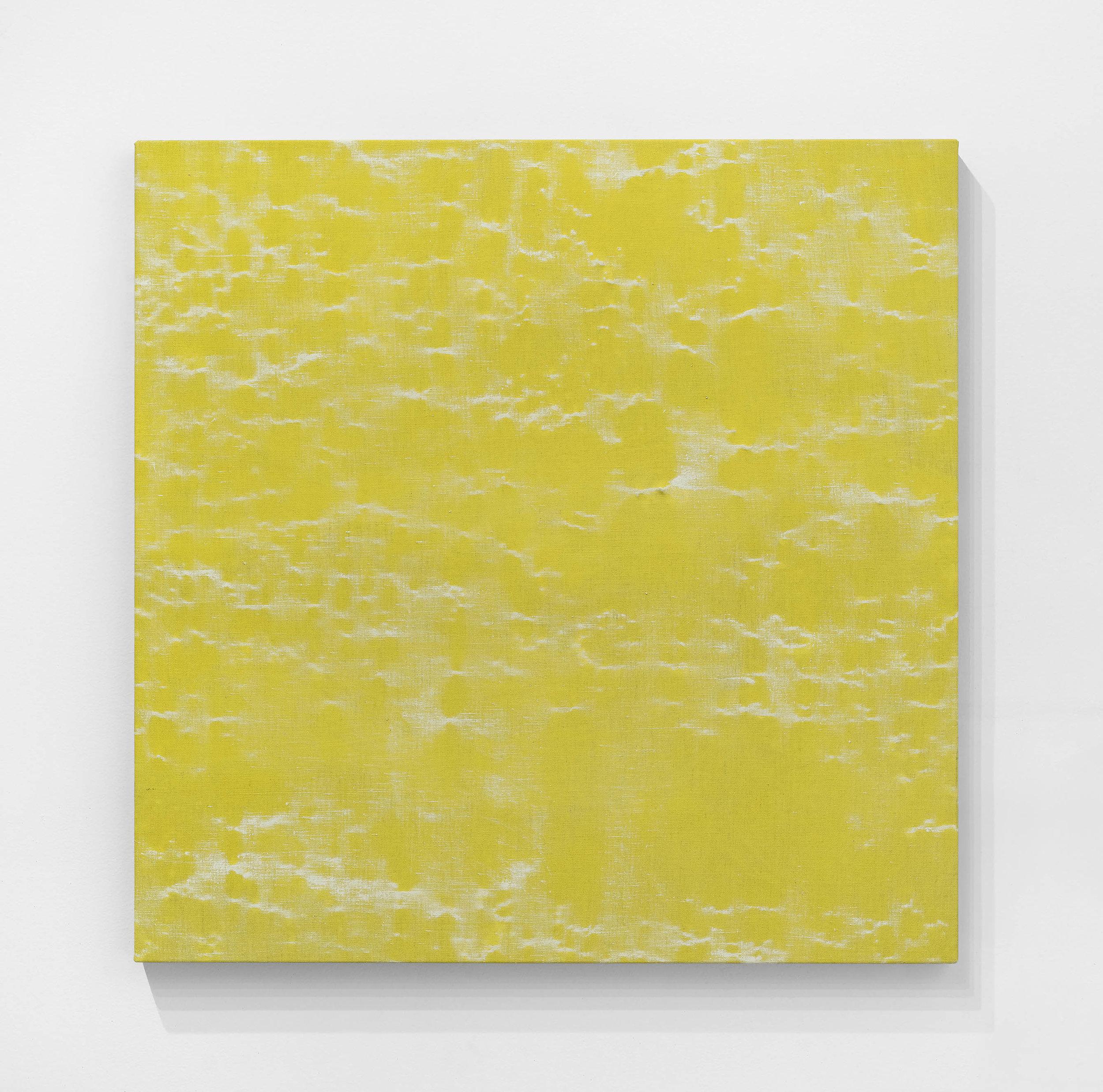 TRESA , 2017 Oil on linen 30 x 30 in. 76.2 x 76.2 cm