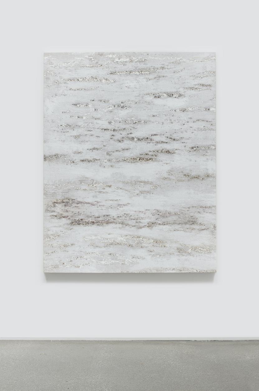 TRIKY , 2018 Oil on canvas  67 x 53 inches (170.2 x 134.6 cm)