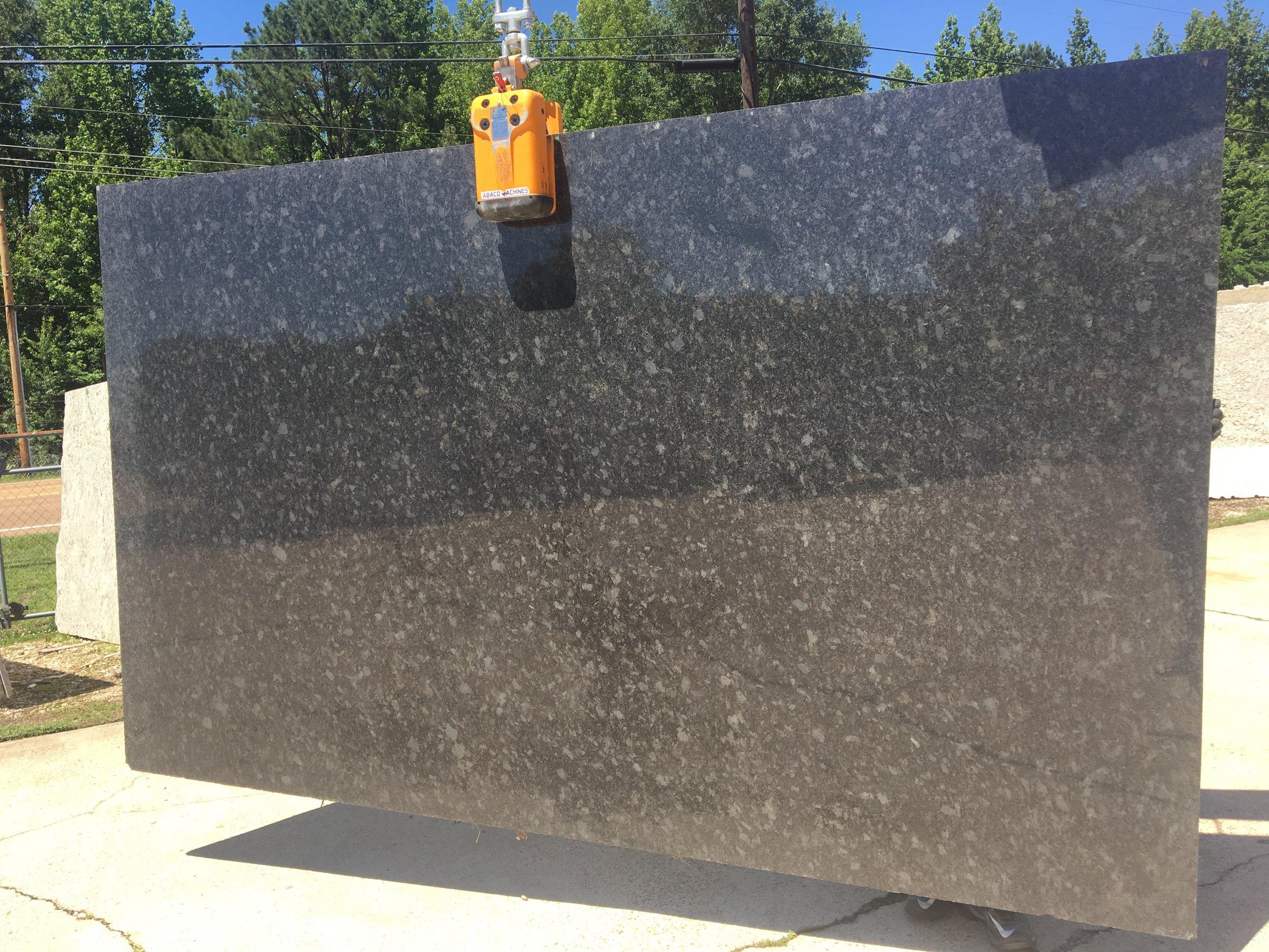 Steel Gray 3cm Granite
