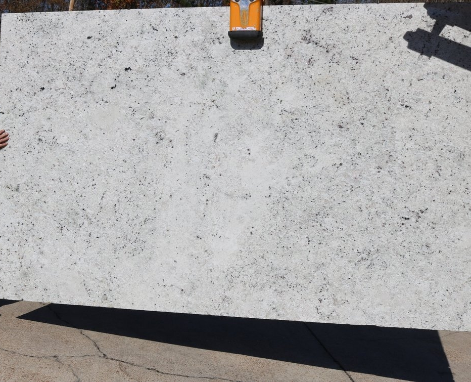 3cm Colonial White Full Slab