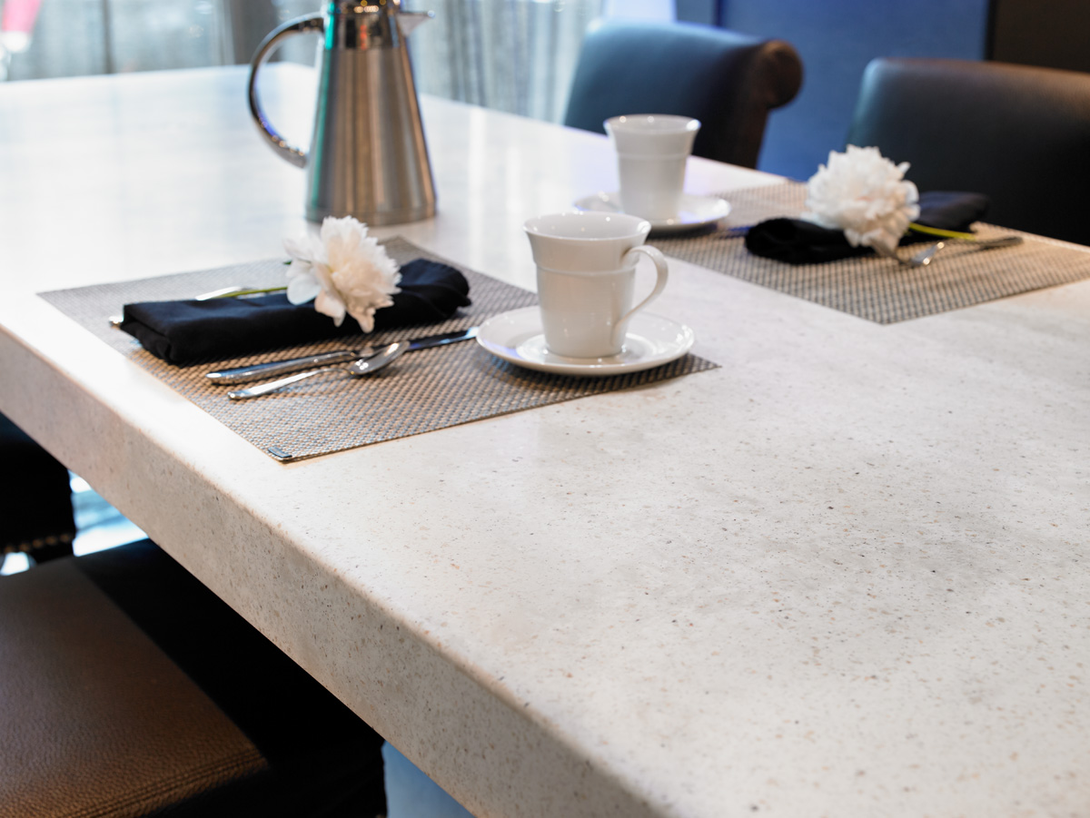 Formica Solid Surface  As tough as it is beautiful, Formica Solid Surfacing shapes itself to virtually any design concept, offering a palette of modern colors for every mood.