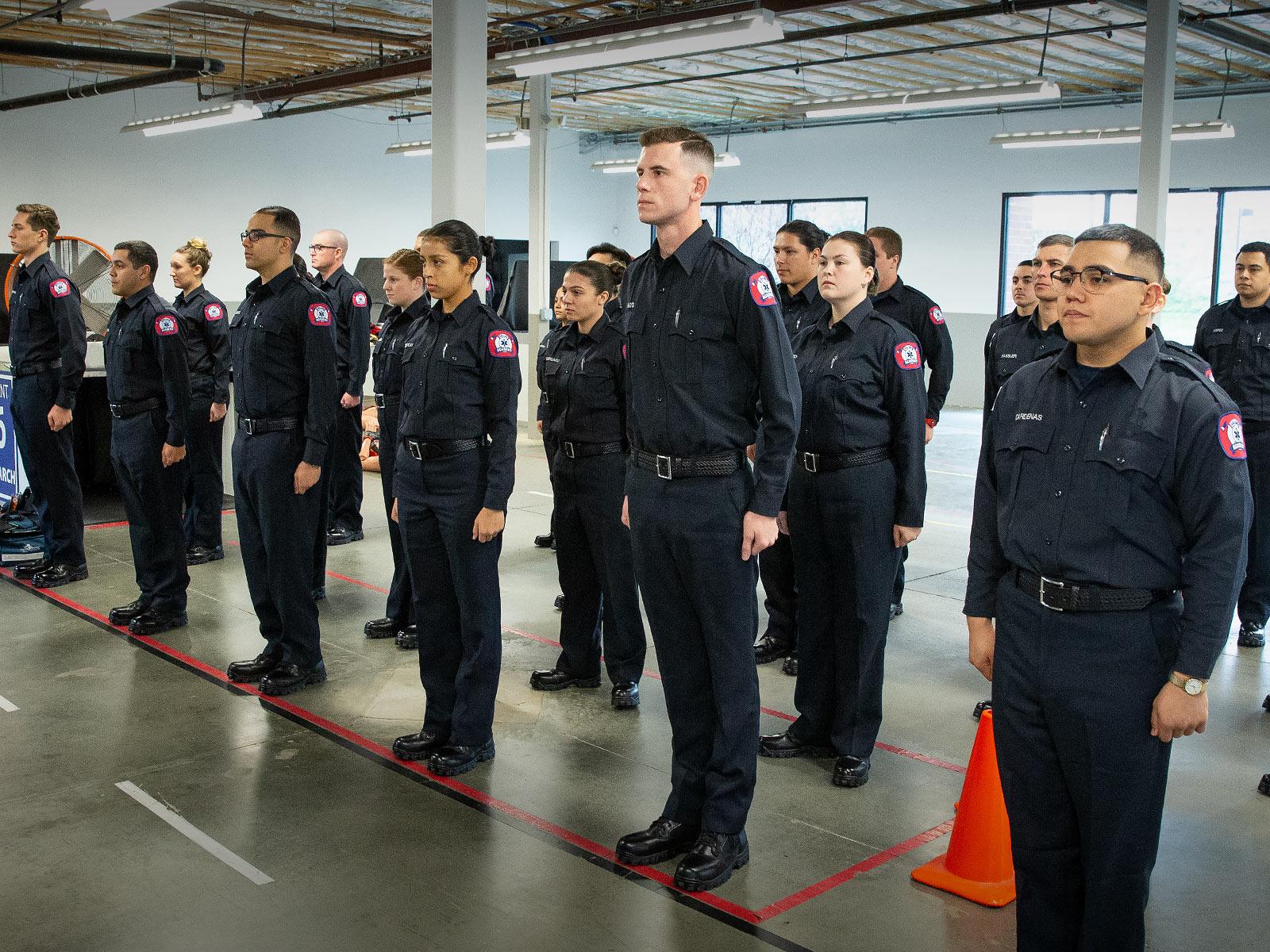 Cal-JAC AcademyWelcomes NEW CLASSOF Cadets - CAL-JAC