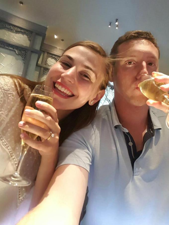 Cheers Richard and Caroline