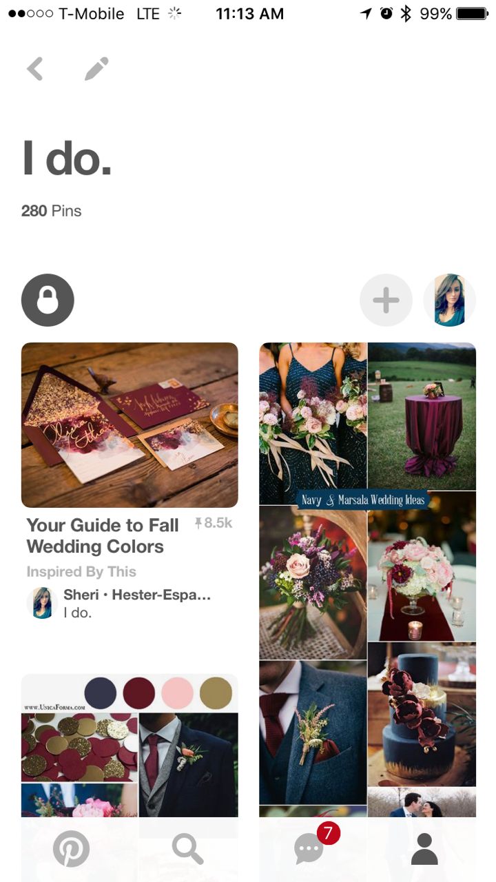 Save Engagement Rings on Pinterest