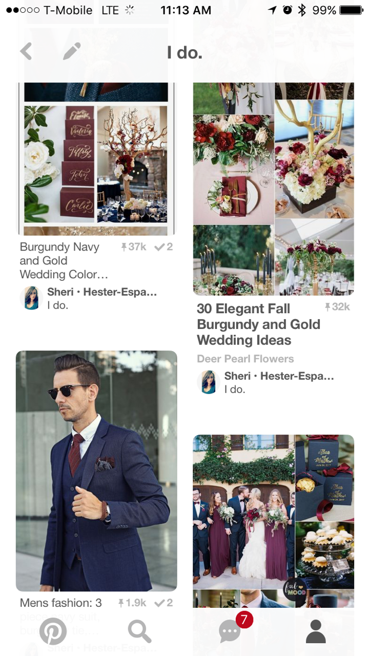 Organize your engagement ring thoughts on pinterest