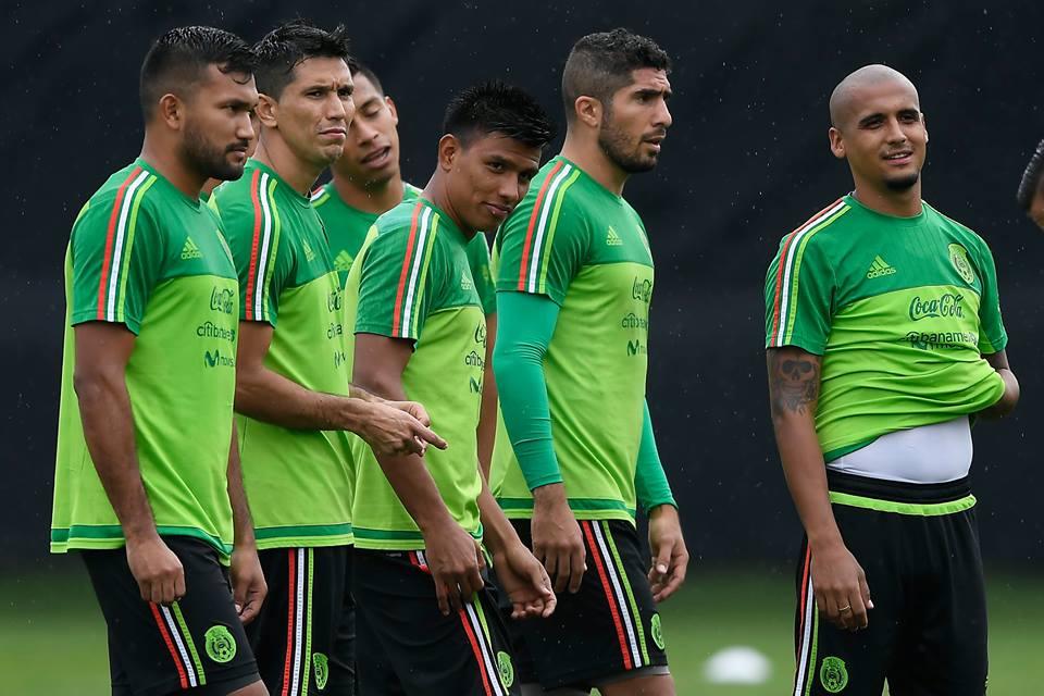 Facebook Selección Mexicana