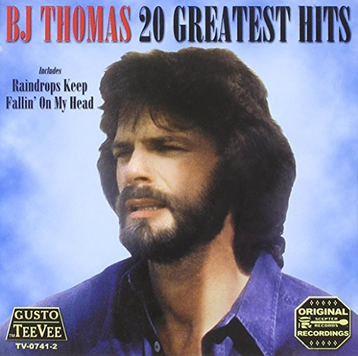 20 Greatest Hits - B.J. Thomas