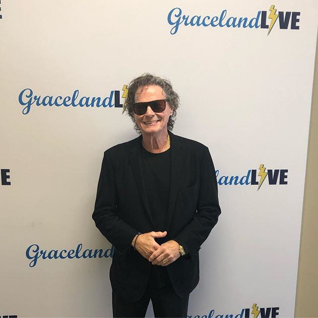 Elvis week. Show tonight.