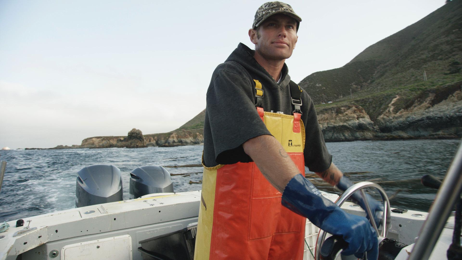 Calder Deyerle, leader of Lost Gear Recovery team.