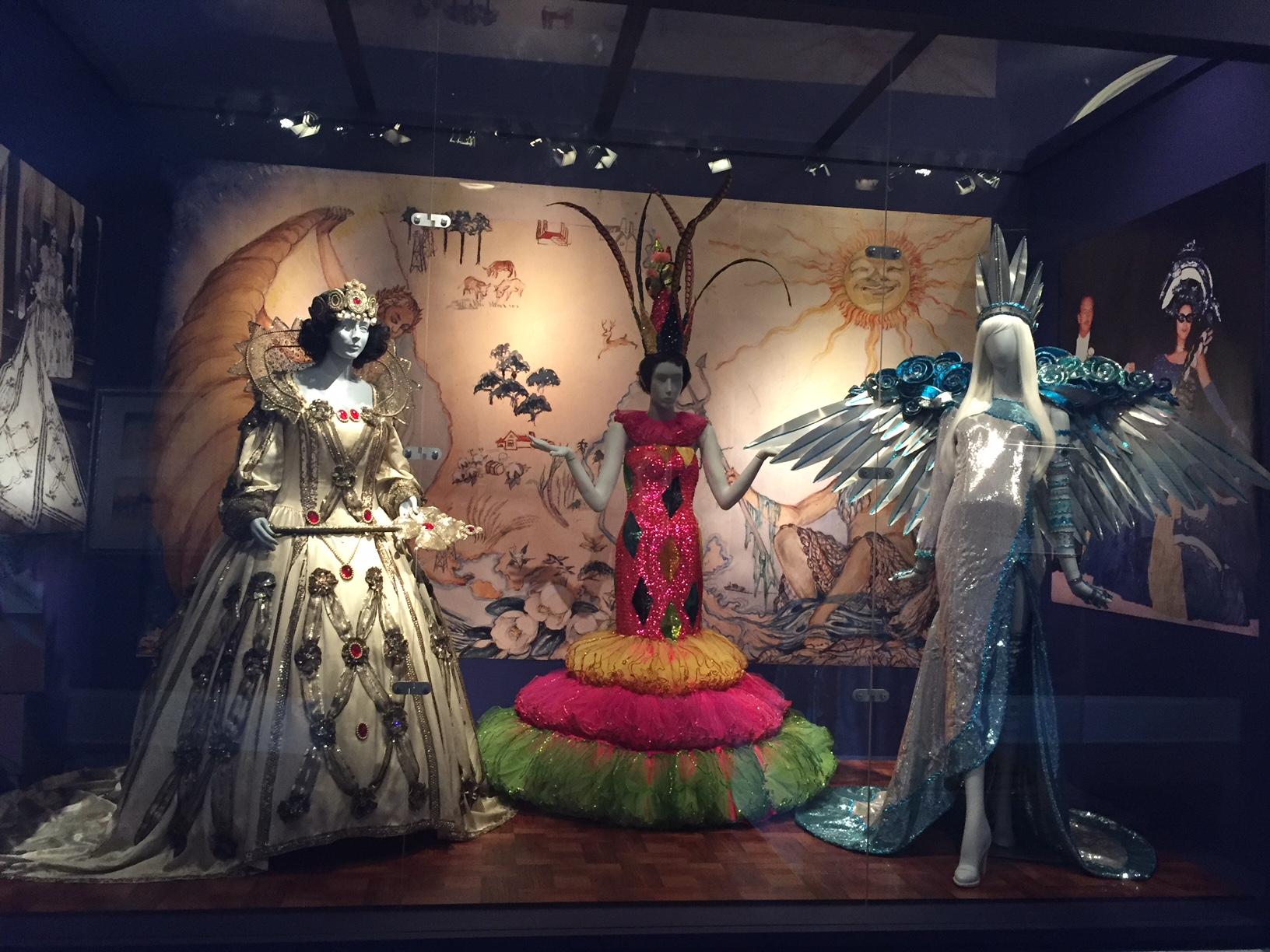 It's absolutely worth it to tour their Mardi Gras exhibit.