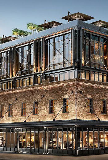 Restoration Hardware<strong>Meatpacking, New York</strong>