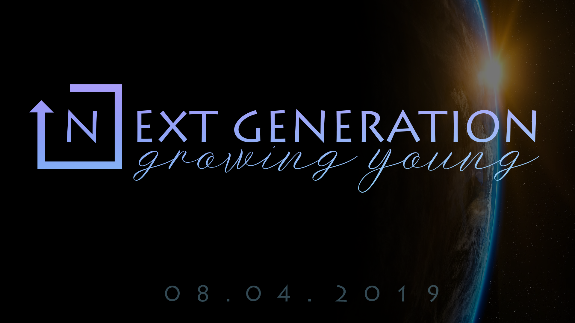 Next Generation Growing Young