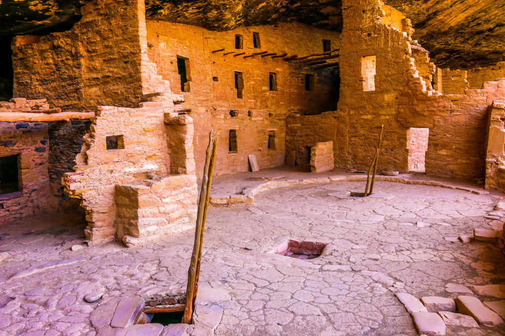 Spruce Tree House, Mesa Verde, CO