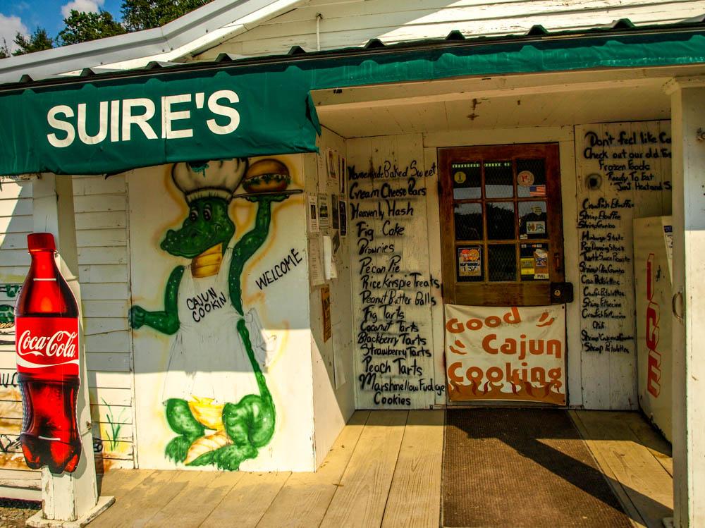 The BEST local cajun food in Louisiana