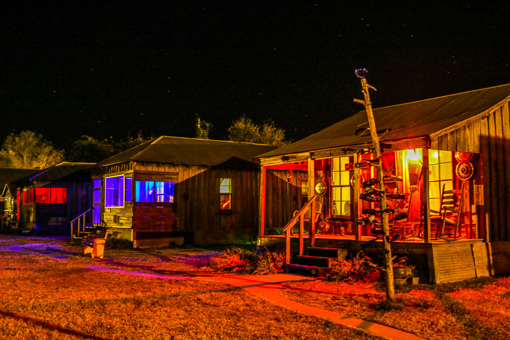 The amazing Shack Up Inn in Clarksdale, MS