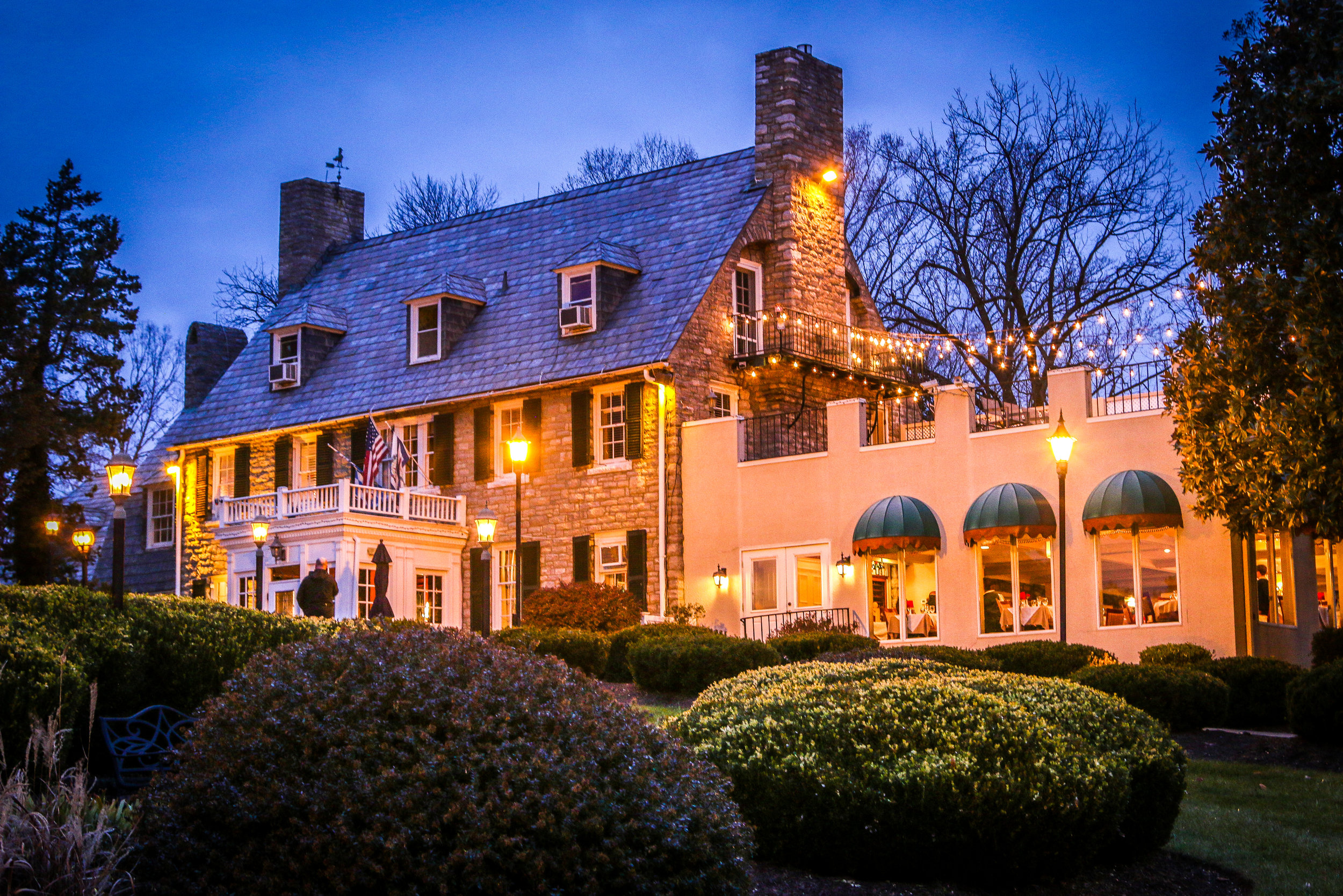 Bavarian Inn in Shepherdstown