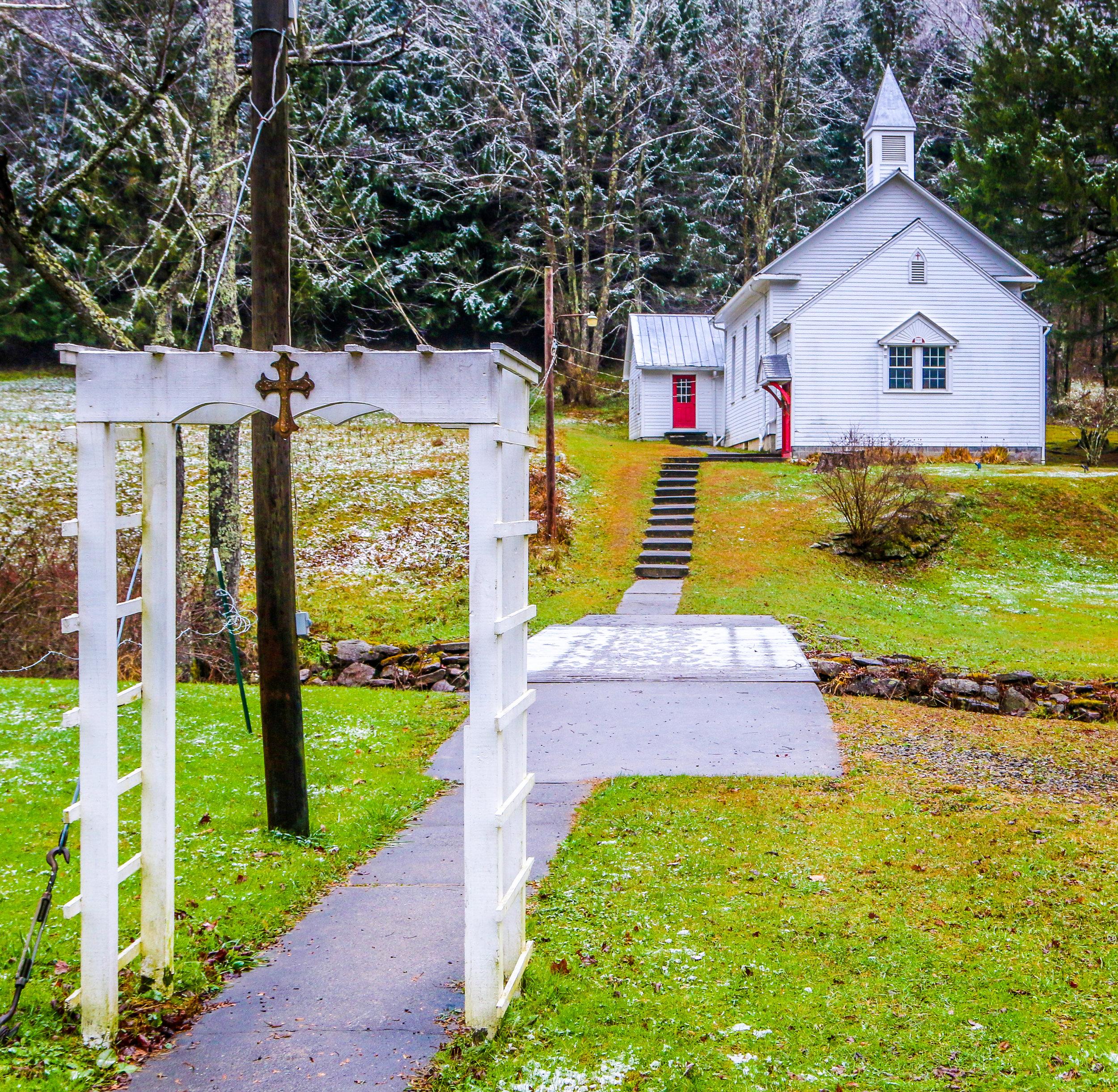 Zion Presbyterian Church, Helvetia WV