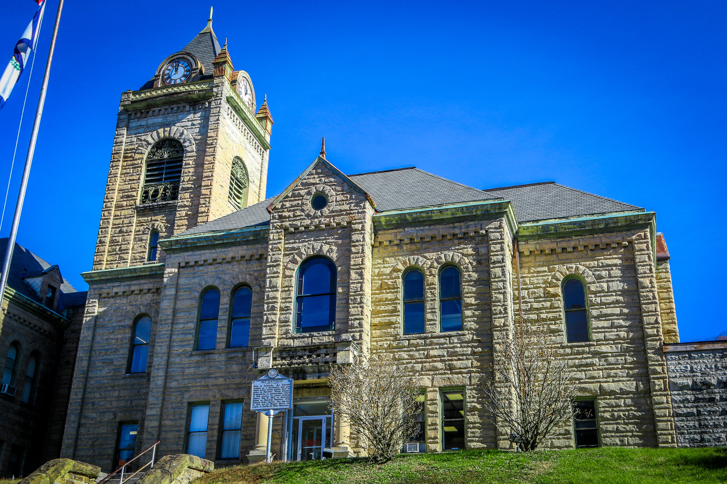 McDowell County Courthouse, Welch, WV