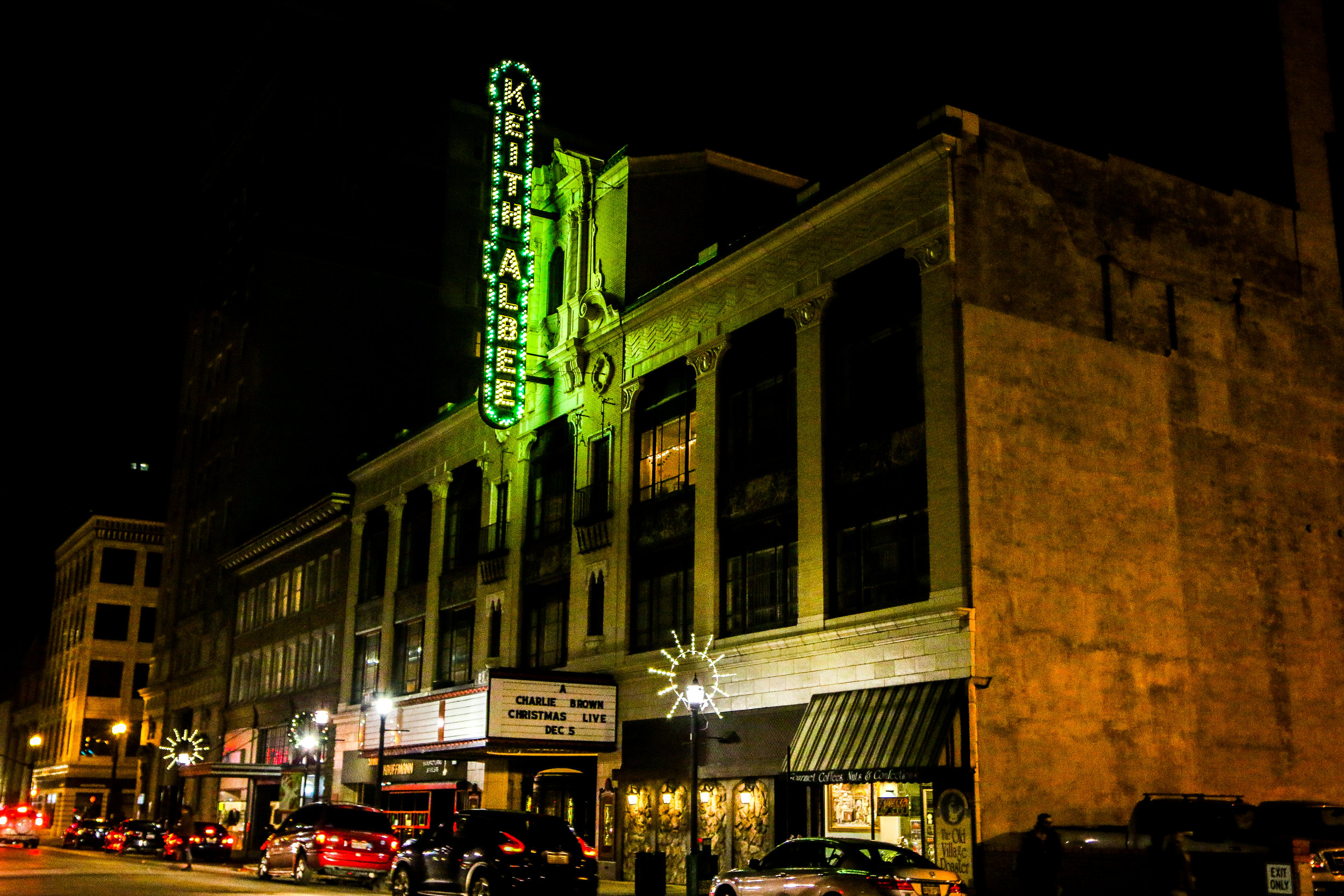 Huntington's Keith Albee Theatre
