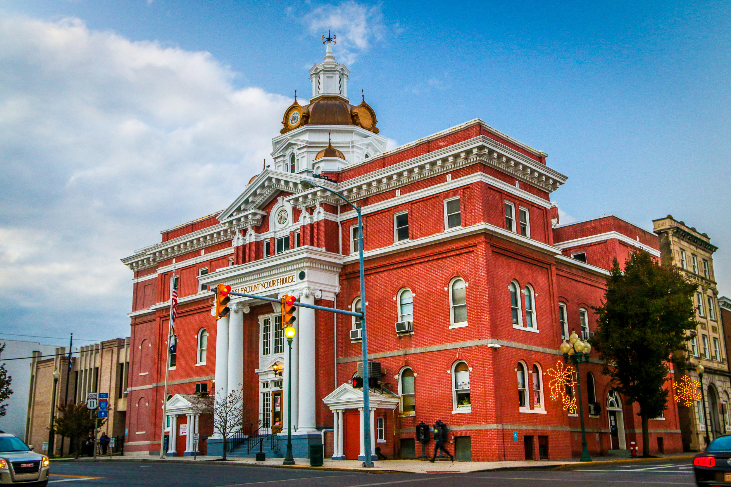 Berkeley County Courthouse, Martinsburg