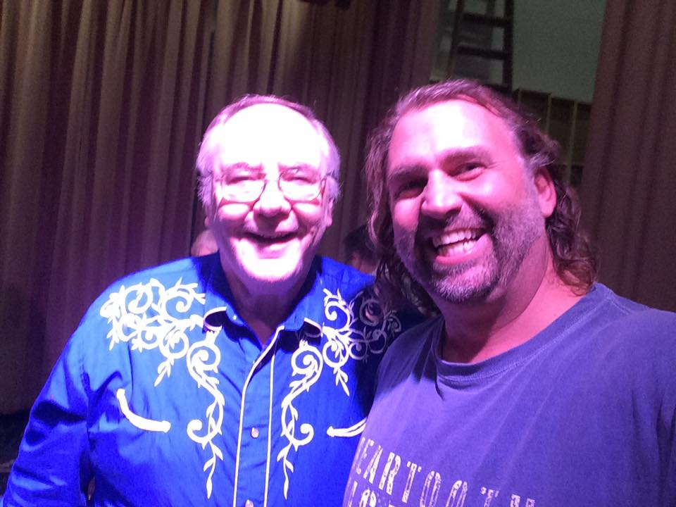 Me and Wendell Nelson