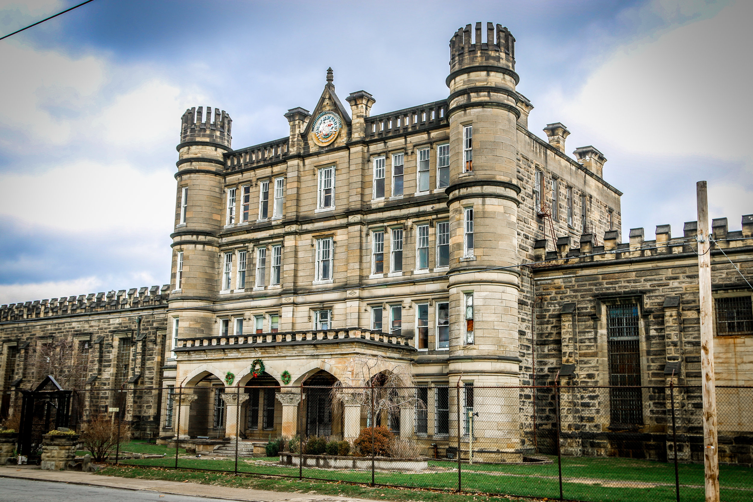 West Virginia State Penitentiary, Moundsville