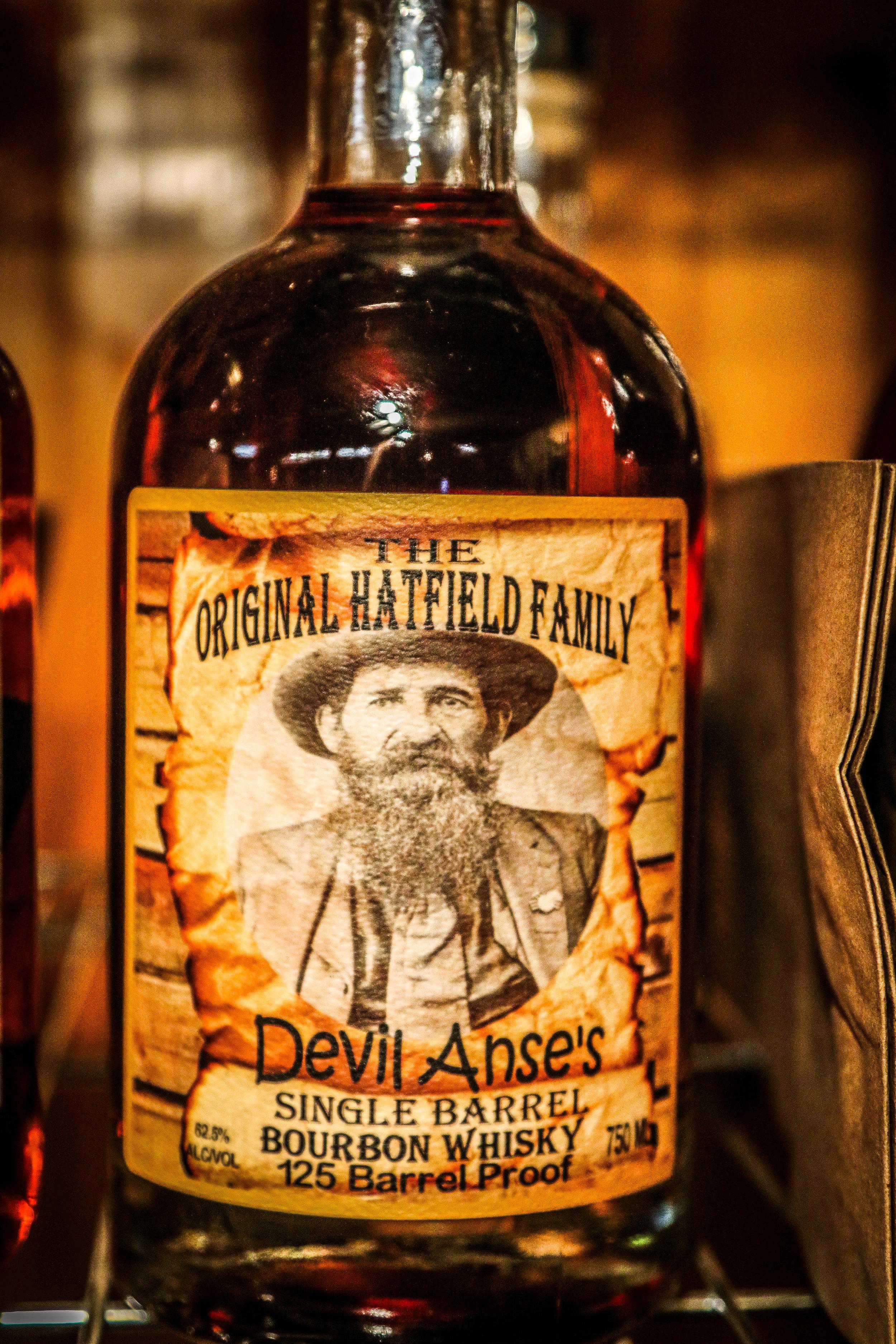 Devil Anse Whiskey