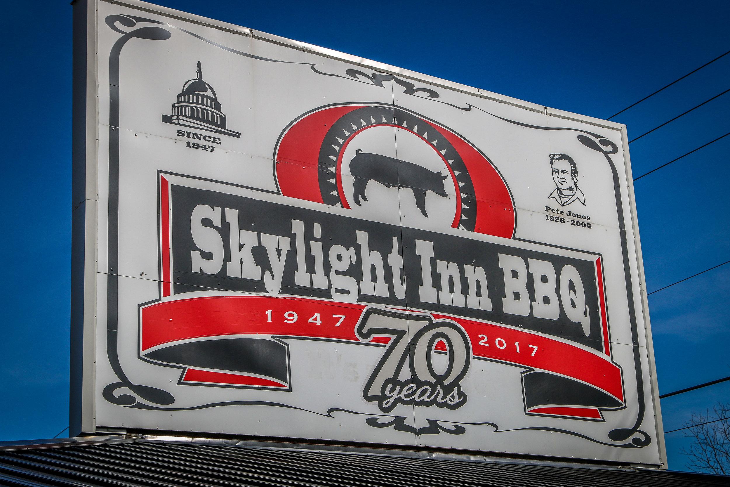 70+ Years of The Skylight Inn
