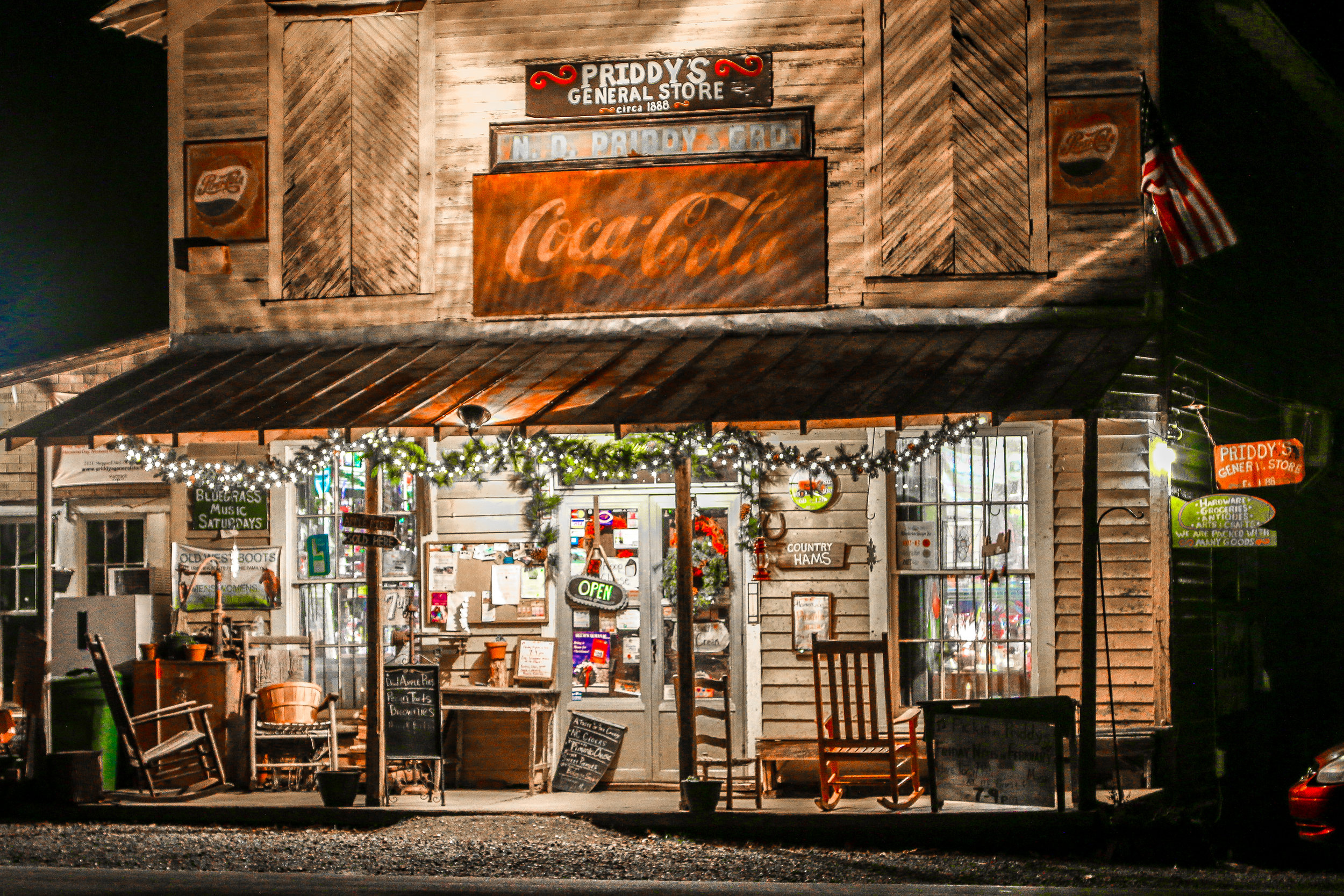 Priddy's General Store