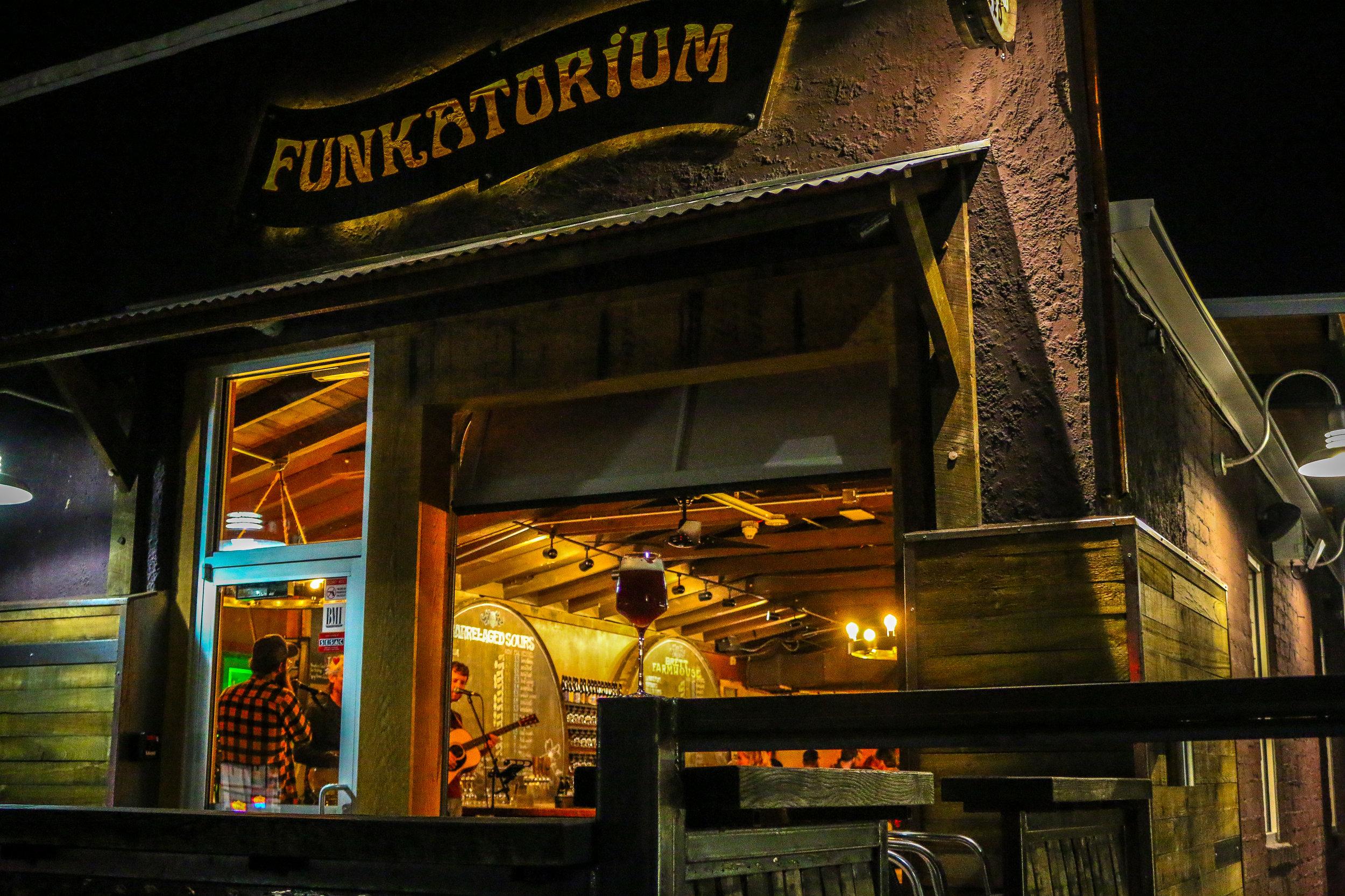 Oblivion at Funkatorium