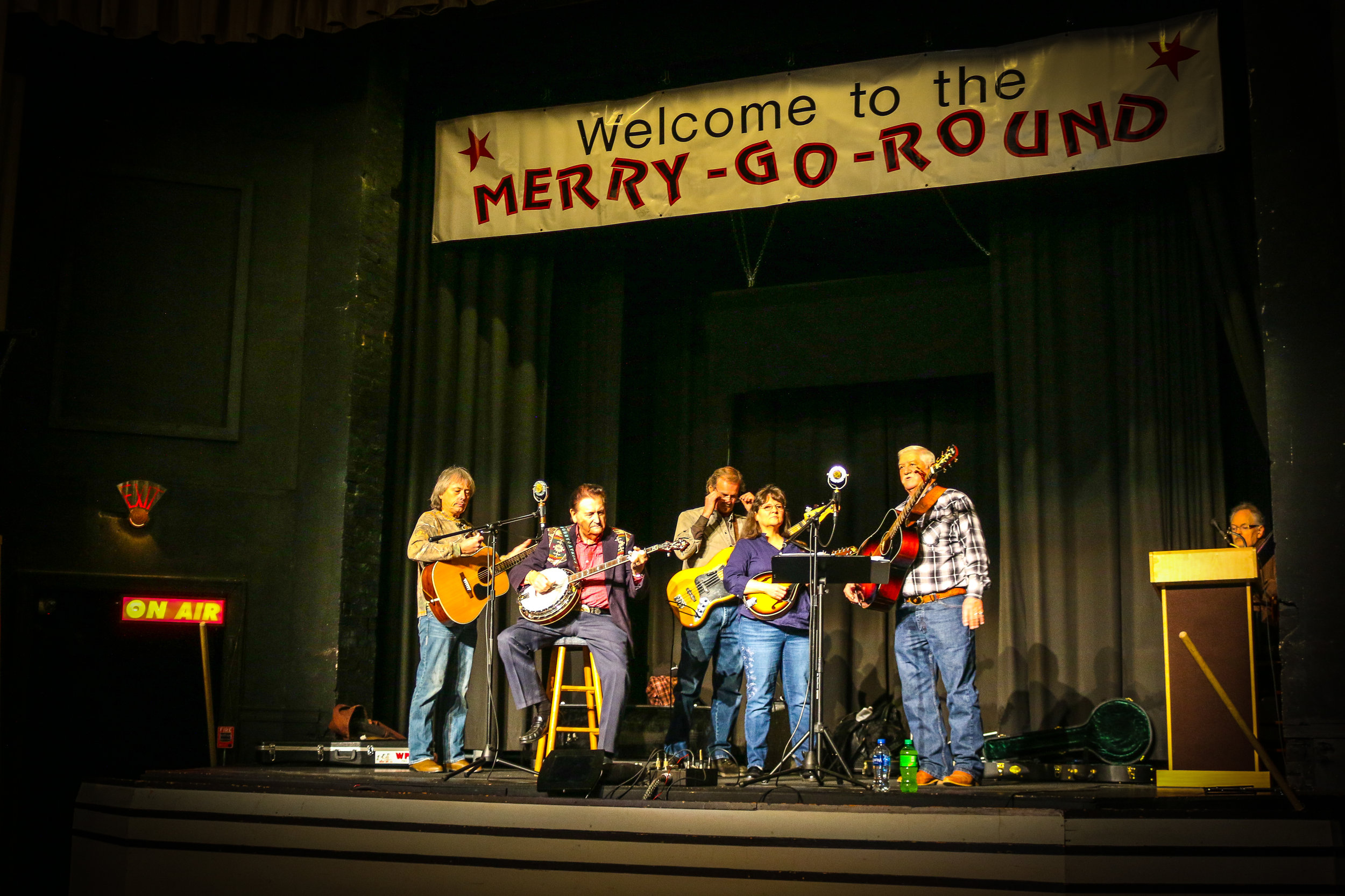 Merry-Go-Round Live at the Earle