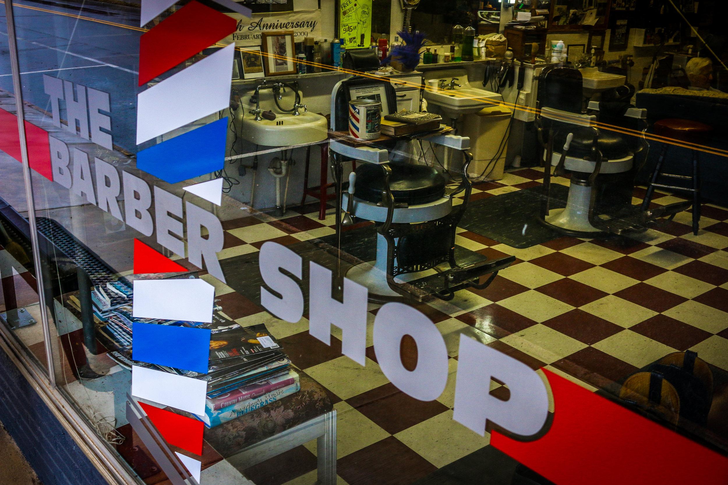 Drexel Barber Shop, a Magical Place