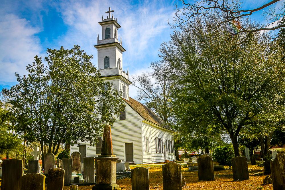 Old Saint David's Church