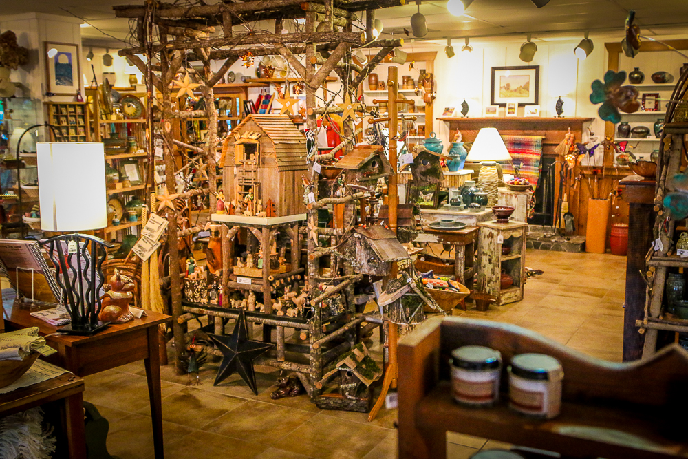 The Craft Shop at the Campbell Folk School