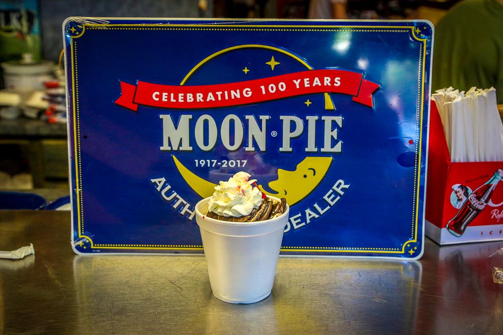 Moon Pie Sundae