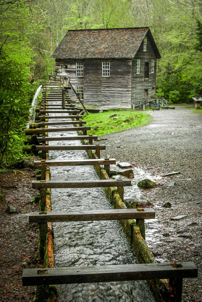 Mingus Mill in NC