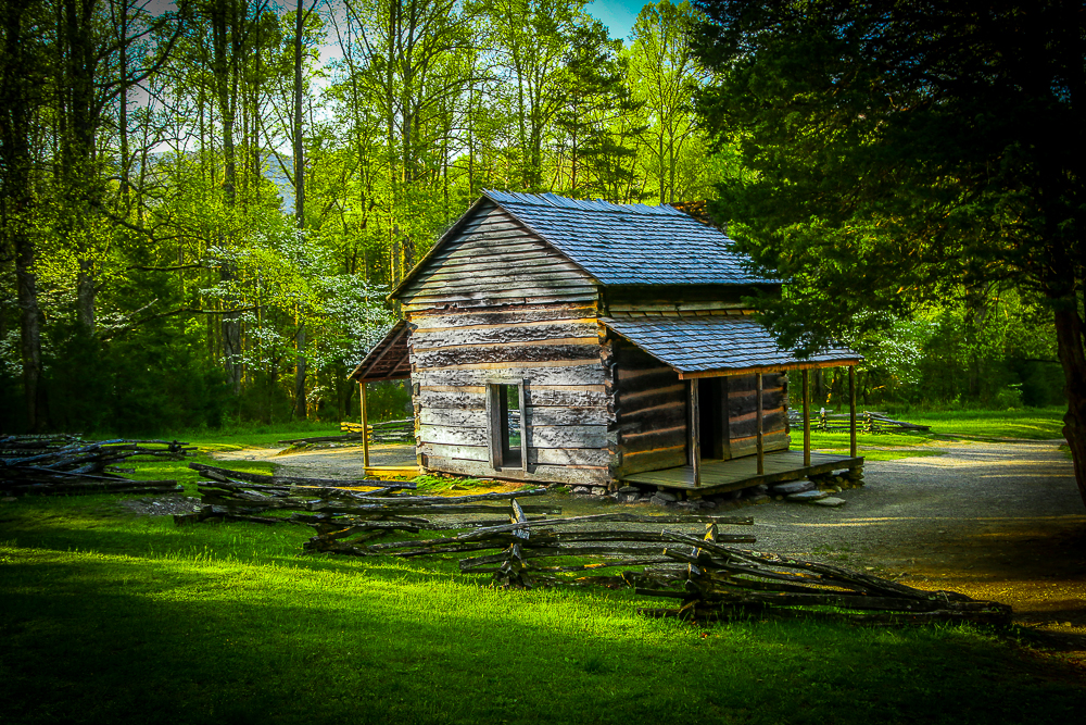 Cabin in Cades Cove