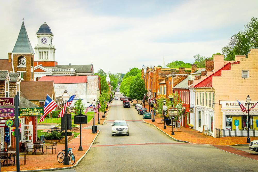 Jonesborough Main Street