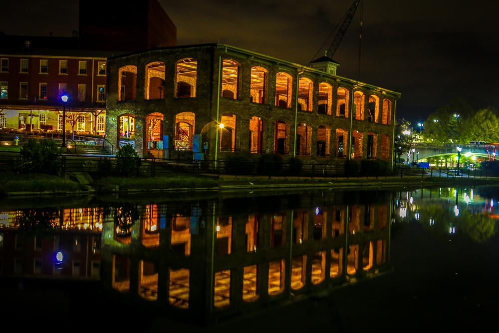 Wychee Pavilion in Greenville