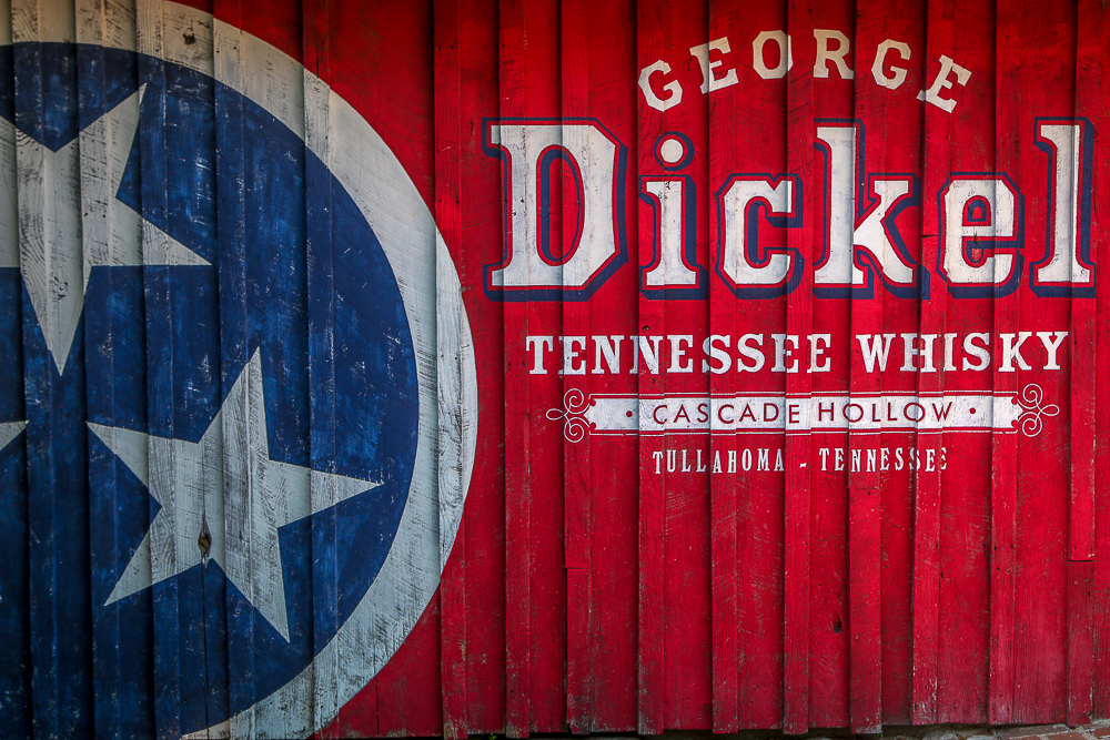 Dickel SIgn