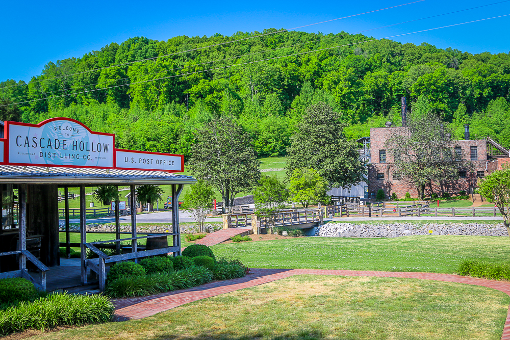 Cascade Hollow Distillery