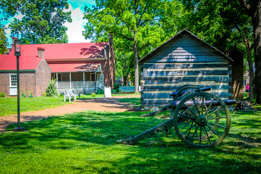 Carter House Historic Site