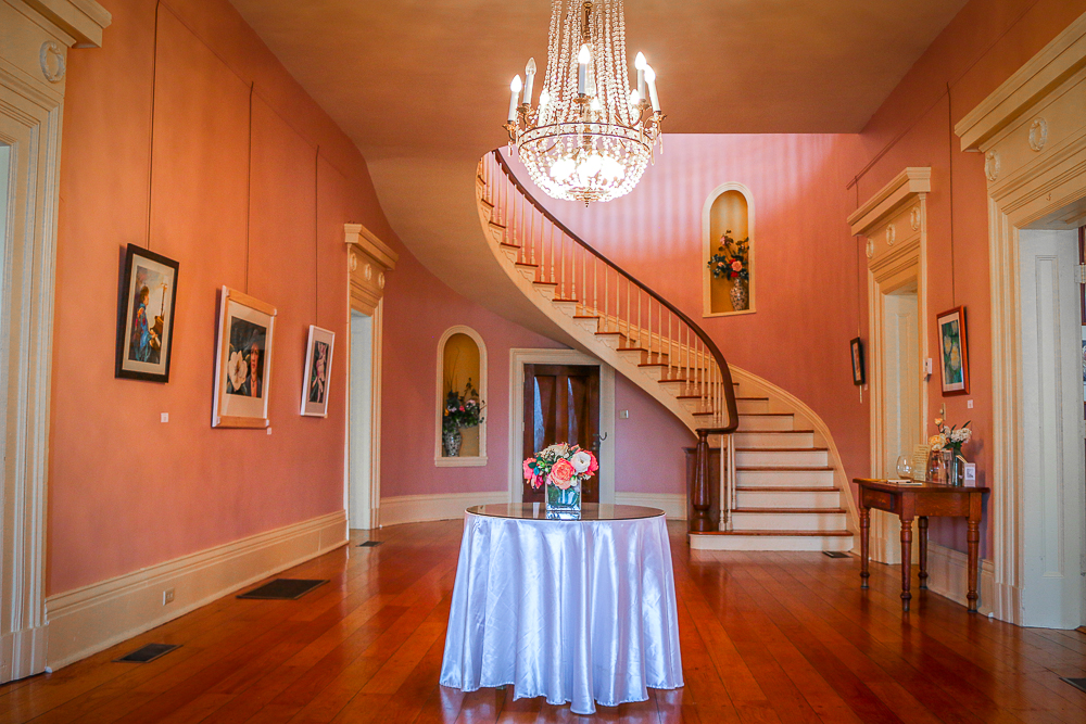 Inside the Smith-Trahern Mansion