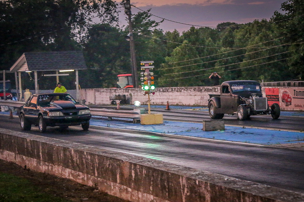 Friday at the Drag Races