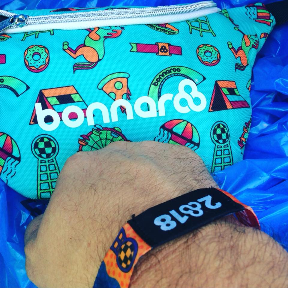 My Wristband and Fanny Pack
