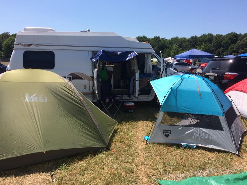 My Camp Set-Up