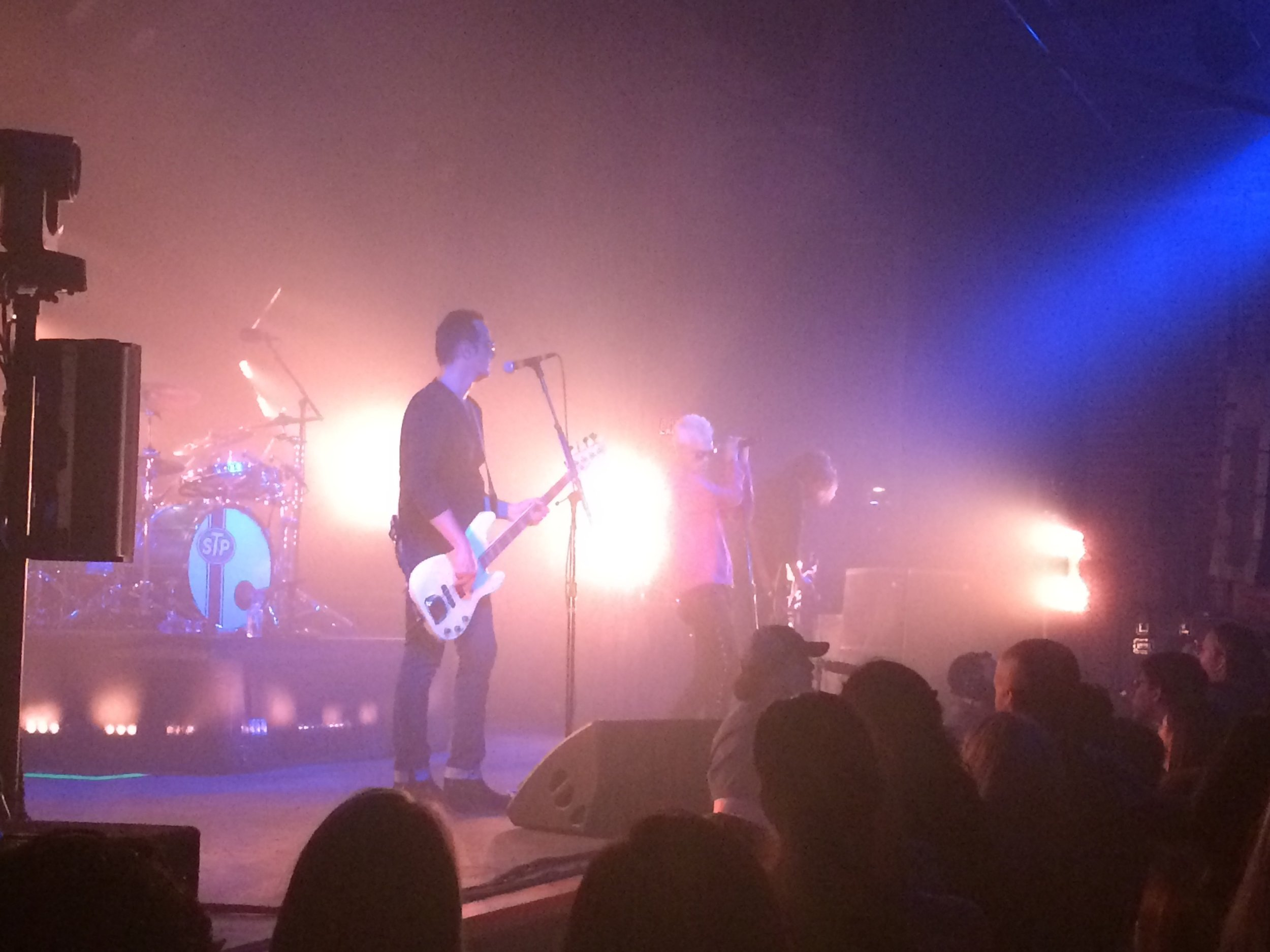 STP at the Mill and Mine in Knoxville