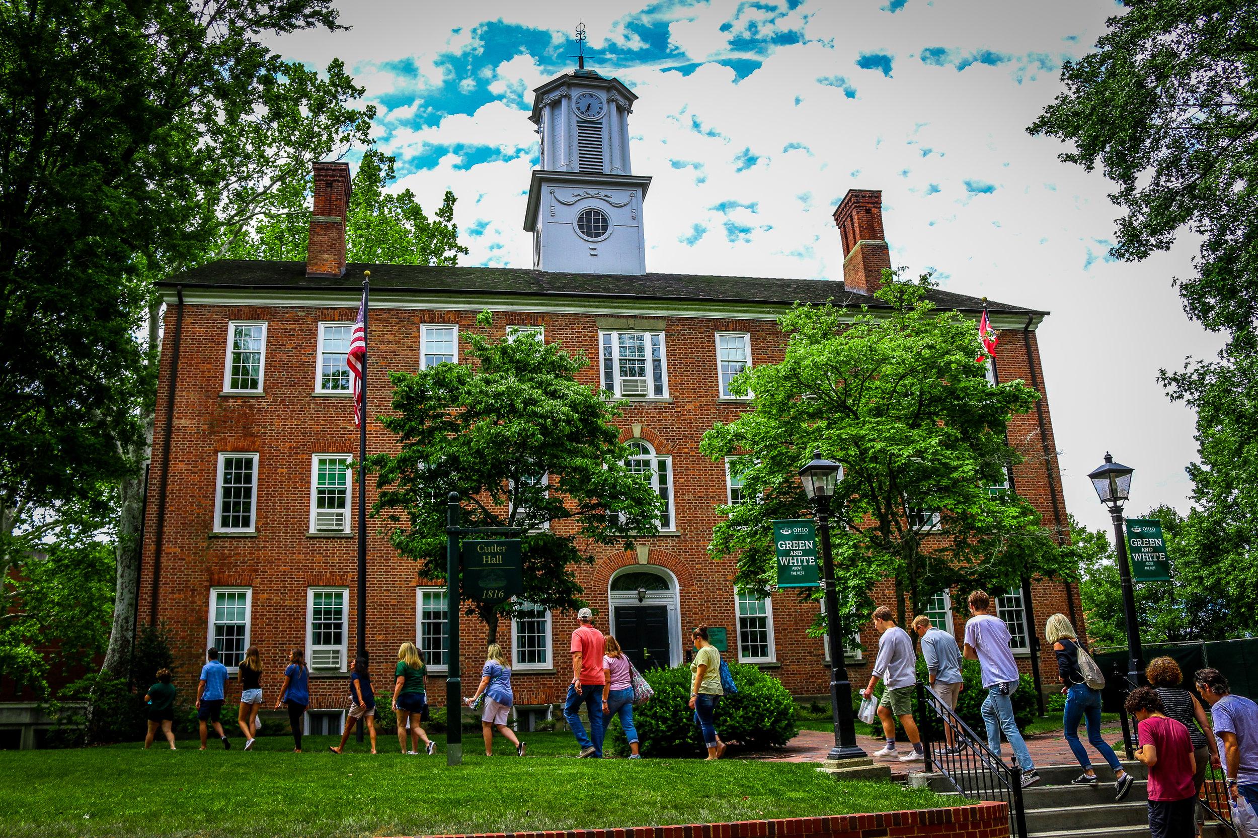 Manassah Cutler Hall at Ohio University